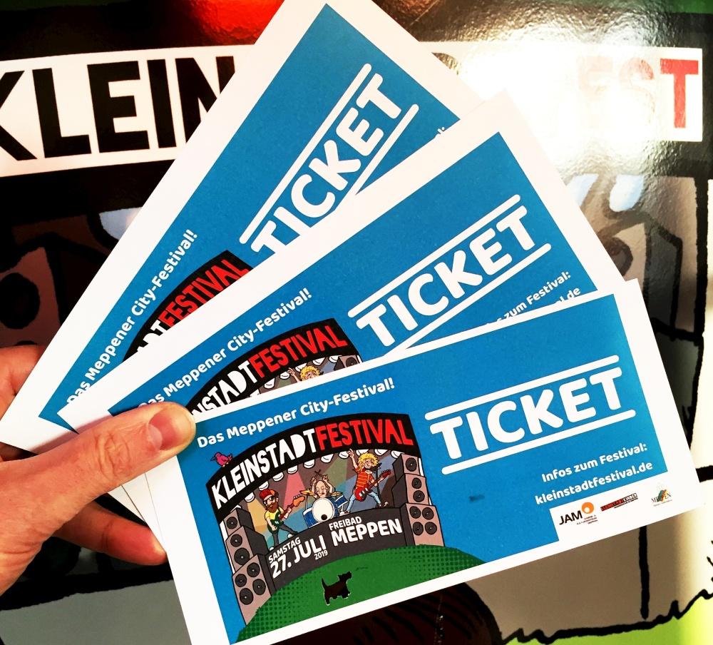 ticket aktuell